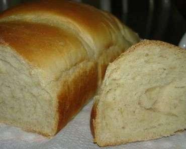 Receita de Pão caseiro leve e fácil