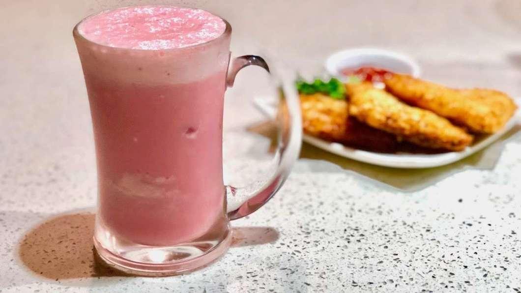 Receita de Suco de melancia com leite condensado