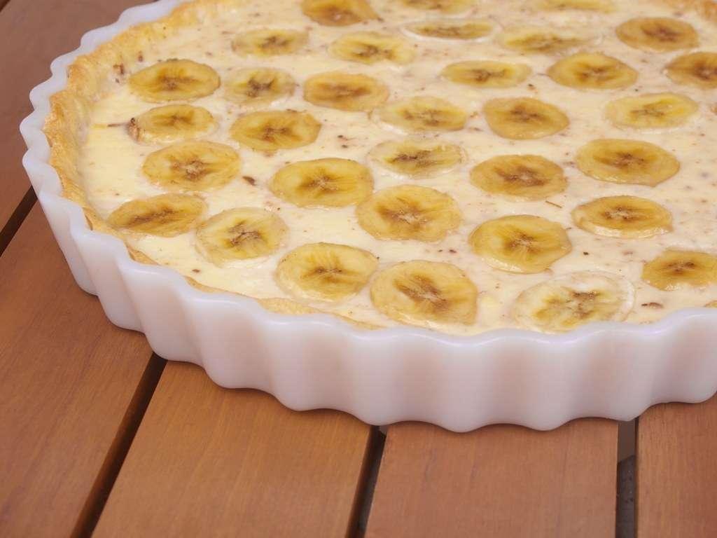 Receita de Torta de Banana GShow