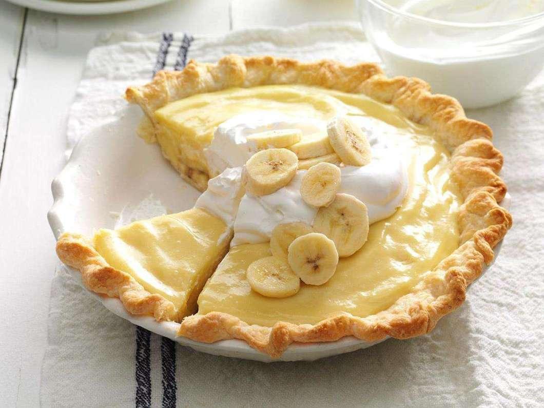 Receita de Torta de banana com leite condensado