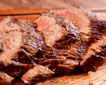 Receita de Carne assada rápida
