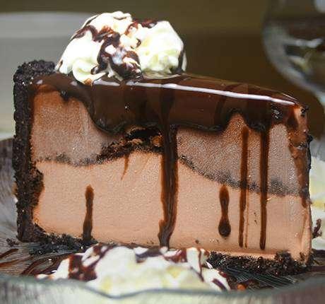 Receita de Bolo Sorvete de Chocolate