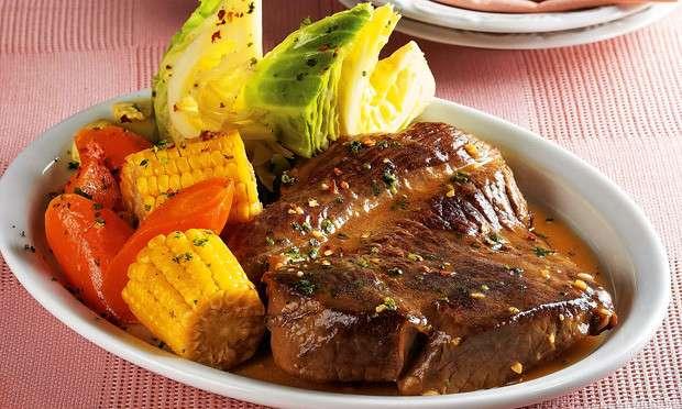 Receita de Carne de panela Brasileira