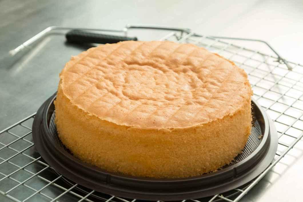 Receita de Pão de Ló para Confeitar bolo de Aniversário