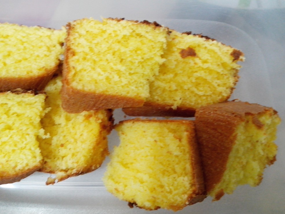 Receita de bolo de maracujá feito na Forma