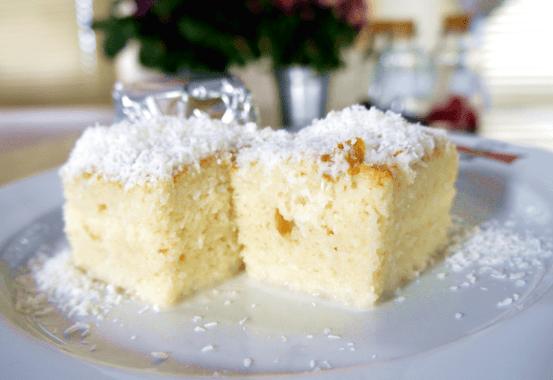 Bolo toalha Felpuda | 10 Melhores Receitas mais procuradas de Bolo Feito com Coco ou Bolo toalha Felpuda Fácil de preparar para uma Sobremesa Deliciosa