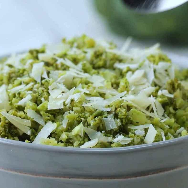 Receita de arroz com Brócolis Ana Maria Braga