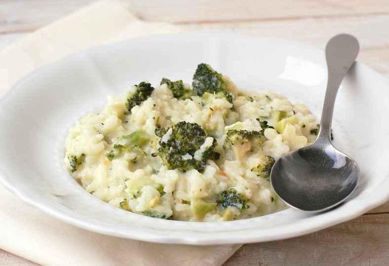 Receita de arroz com Brócolis da Vovô