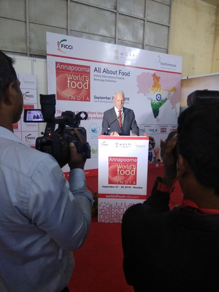 Food Logistics India brings technology into focus - Cooling