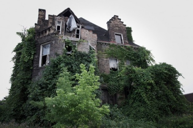 The family from this house vanished!