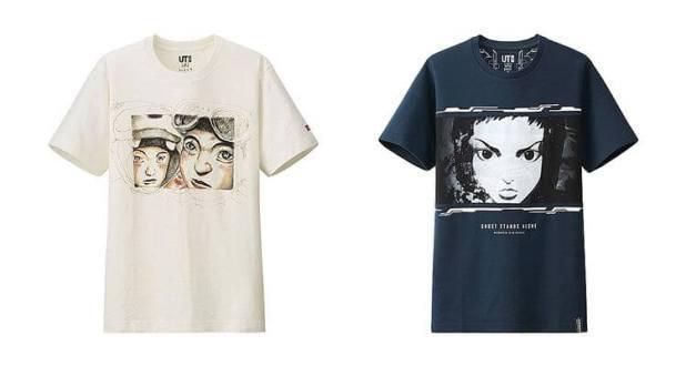 5. Camisetas de UNIQLO.