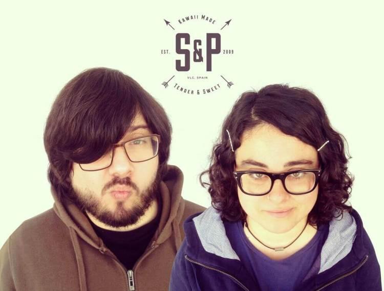 Andrés Sanchis y Sonia Viu son Squid&Pig y son valencianos