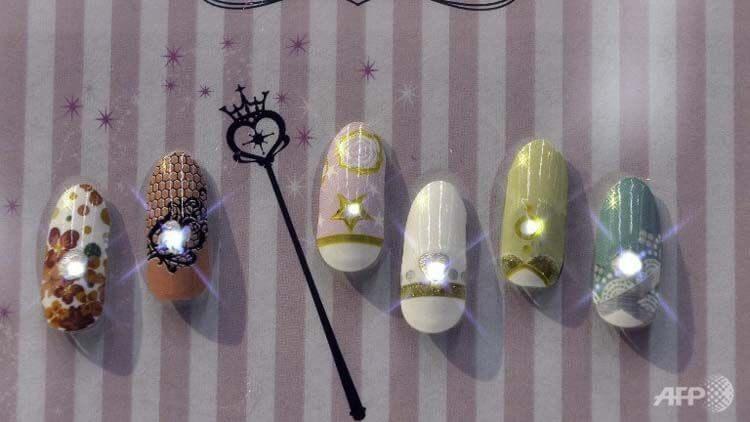 Las uñas inteligentes del Takara Tomy Arts