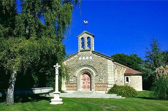 Chapelle Fujita en Reims