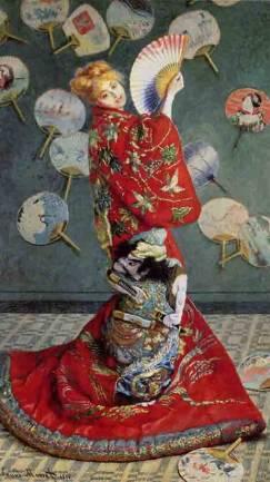 """Monet, """"Japonisme"""""""