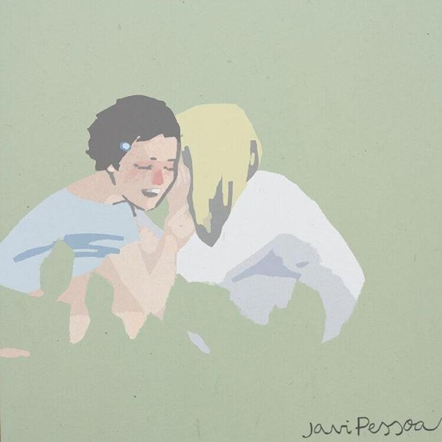 Una ilustración inspirada por «El recuerdo de Marnie» de Studio Ghibli. El título original japonés es «Omoide no Marnie», es una película de animación basada en la novela inglesa «When Marnie Was There» de Joan G. Robinson.
