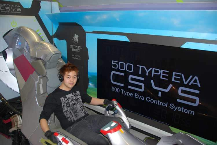 Ya acostumbrado a pilotar aviones, llevar el EVA no me supuso ningún reto *Risas*