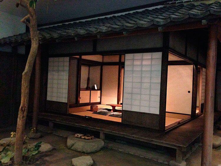 Shikian, casa de Shiki Masaoka.