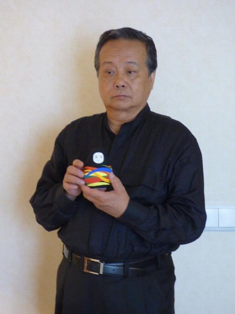 Kotoge san (小峠丹山様 京焼・茶陶), ceramista japonés.