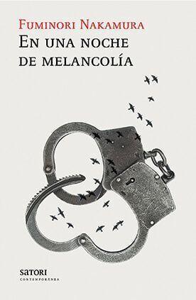 Portada de «En una noche de melancolía», de Fuminori Nakamura