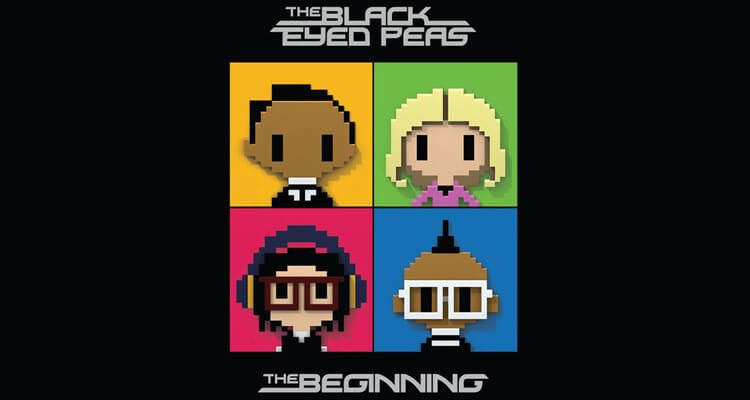 "Portada del disco ""The Beginning"""
