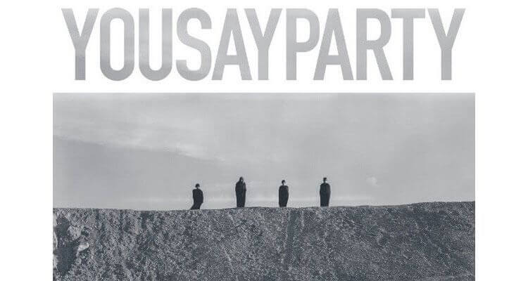"Portada del LP ""You Say Party"""