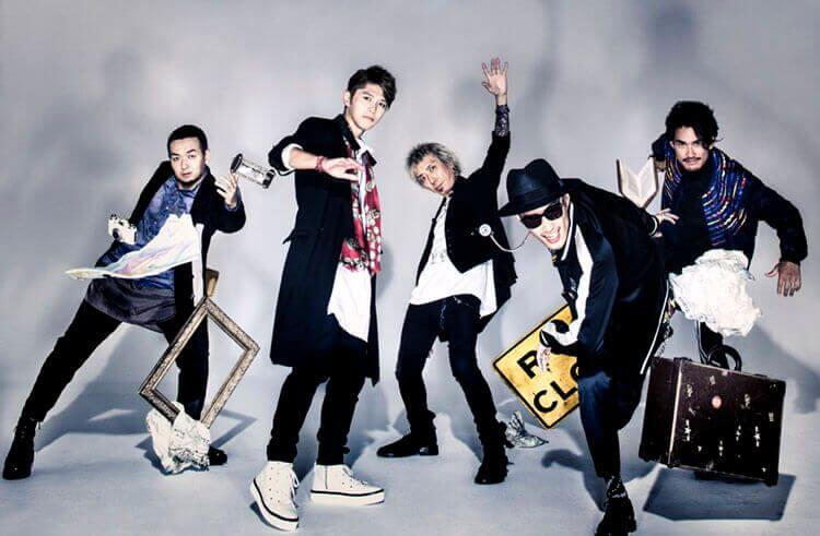 Japan Music Party Flow