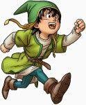 Dragon Quest VII - heroe