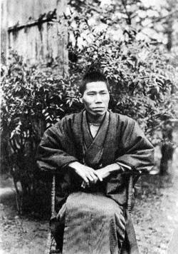Kajii Motojirō en enero de 1931