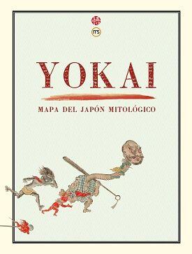 Portada de «Yokai, mapa del Japón mitológico», de Satori Ediciones