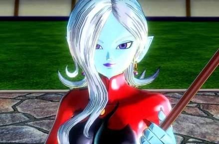 Towa, tal como aparece en Dragon Ball: Xenoverse 2. No será menos diabólica que su hermano Dabra, y querrá, de nuevo, aprovecharse de su poder y conocimientos para llevar a cabo sus malvados planes de conquista.