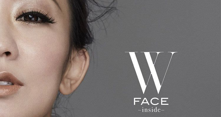 Portada del álbum «W FACE ~outside~» de Koda Kumi