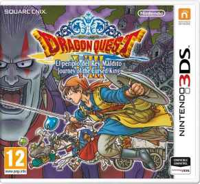 Carátula de Dragon Quest VIII para 3DS