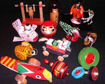 juguetes japoneses