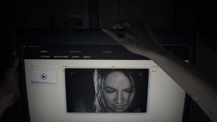 El video de Mia, que hará que Ethan se lance a buscar a su desaparecida mujer.
