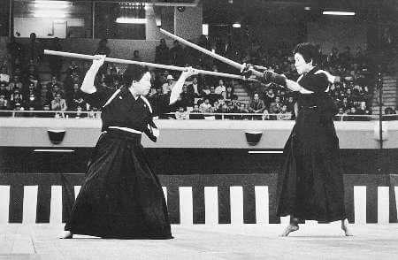 Tendo ryu naginatajutsu