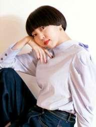 La coreógrafa y responsable del equipo ELEVENPLAY, MIKIKO