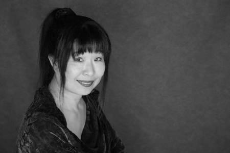 La artista Kayoko Morimoto.