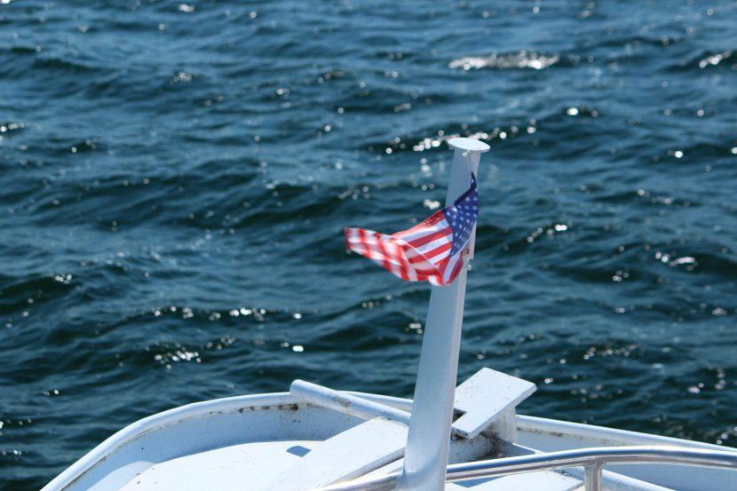 Thousand Islands boat cruise