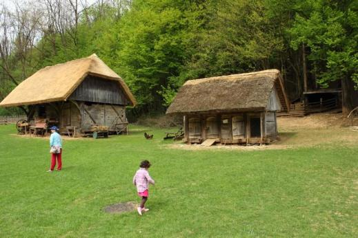 Pleterje and the open air museum
