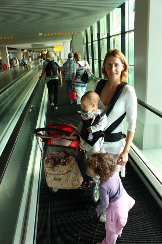 Traveling Mom