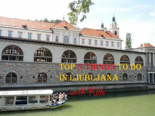 Ljubljana for kids