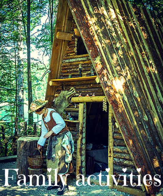 Family activities in Slovenia