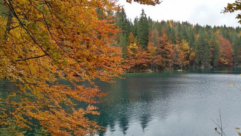 Lake Fusine