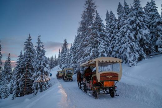 Katschberg Advent Trail