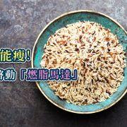 吃飯也能瘦!雜穀飯啟動「燃脂馬達」
