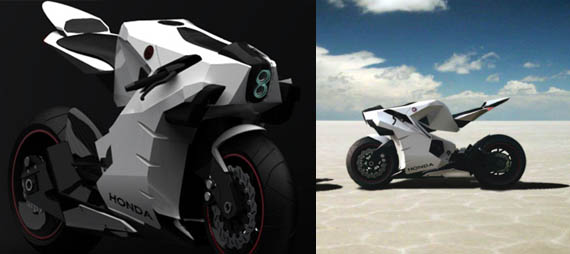 Future Flying Motorcycles