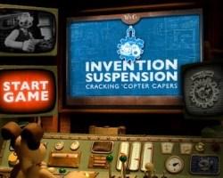 invention suspension