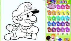 Paint Mario