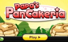 Papa's Pancakeria Game